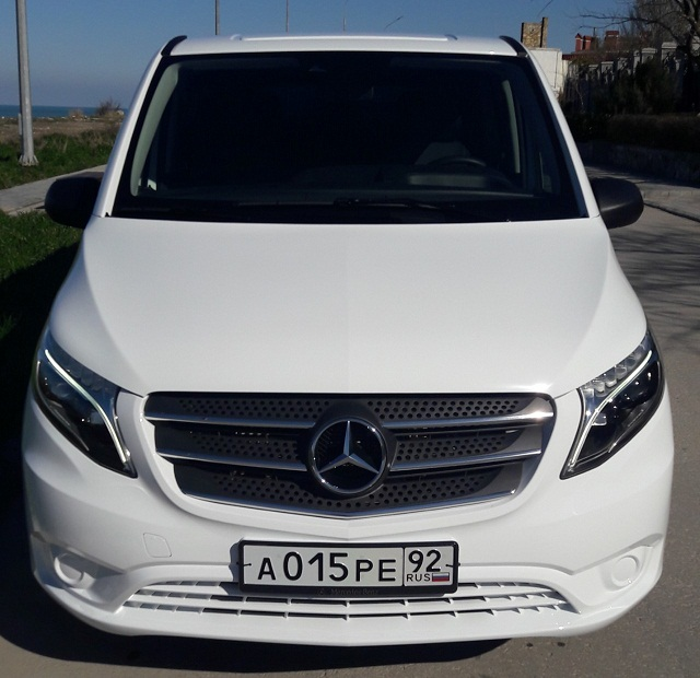 Mercedes-benz VIANO NEV (7 мест)